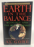 "Al Gore Signed Autographed ""Earth in the Balance"" H/C Hard Cover Book - COA Matching Holograms"