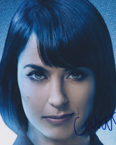 "Constance Zimmer Signed Autographed ""Unreal"" Glossy 8x10 Photo - COA Matching Holograms"