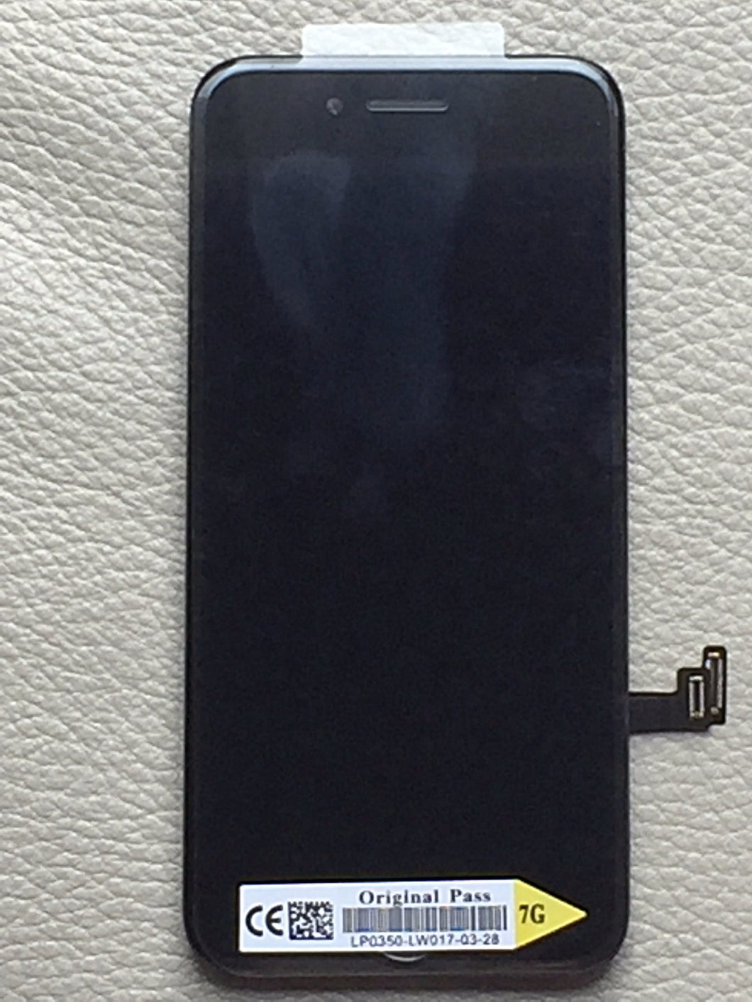 OEM Refurbished iPhone 7 LCD Screen Digitizer -Black - 2 Year Warranty