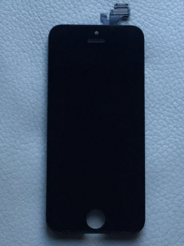 AAA Grade iPhone 5 LCD Screen Digitizer -Black - 6 Month Warranty