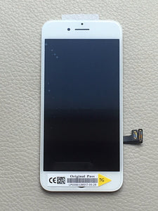 OEM Refurbished iPhone 7 LCD Screen Digitizer -White - 2 Year Warranty