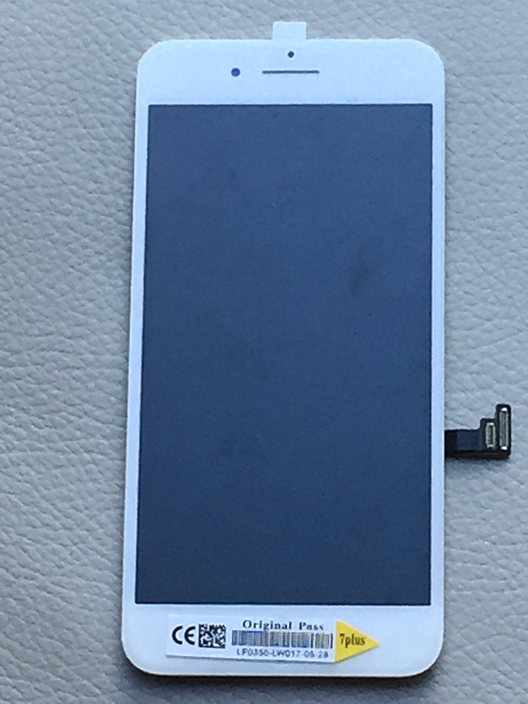 OEM Refurbished iPhone 7 Plus LCD Screen Digitizer -White - 2 Year Warranty