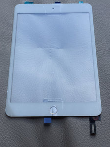 OEM Glass Touch Screen Digitizer With IC for iPad Mini 4 A1538 A1550 - White