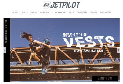 JETPILOT NZ IS LIVE!