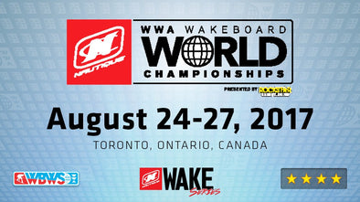 WWA – WAKEBOARD WORLD CHAMPS 2017