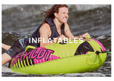 Inflatables and Towables