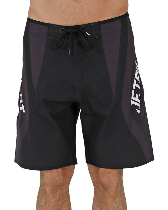 JETPILOT STREAMLINE MENS BOARDSHORT BLACK/WHITE
