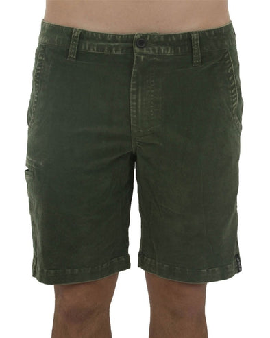 STONED WALKSHORT - ARMY