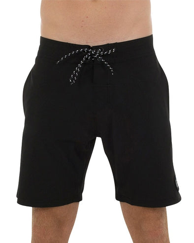 SLATE MENS BOARKSHORT - BLACK