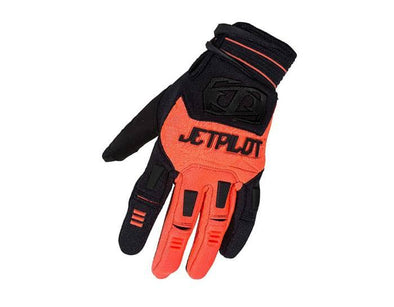 Matrix Race Glove - Black/Orange