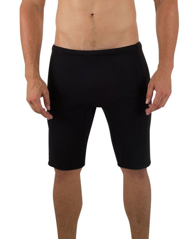 JP 2MM NEOPRENE SHORTS - BLACK