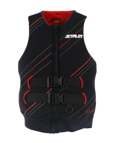 JETPILOT CAUSE MENS FE L50S NEO VEST RED