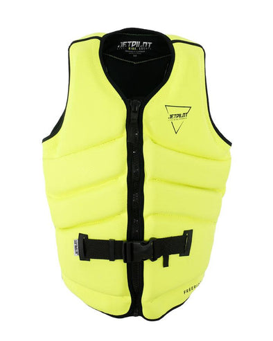 JETPILOT FREERIDE MENS F/E NEO VEST YELLOW