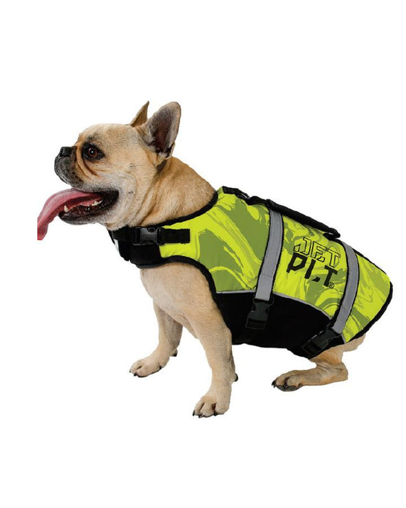JETPILOT DOG S20 PFD YELLOW