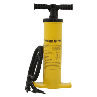Double Action Hand Pump Yellow