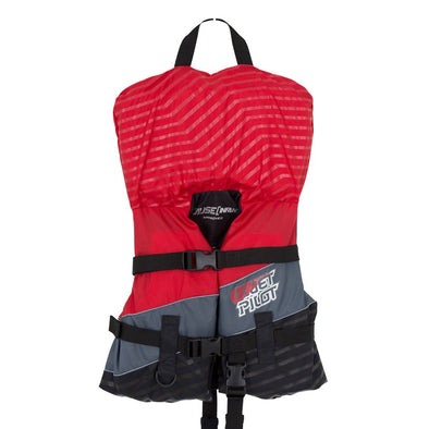 The Cause F/E Infant Nylon Vest - Red