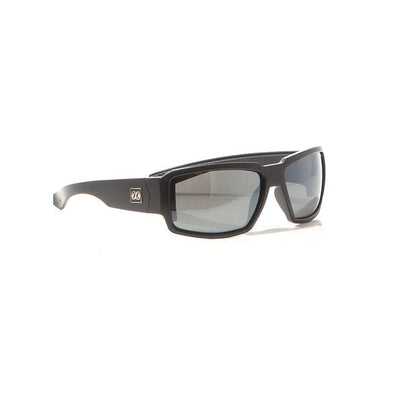 Freeride Polar Sunnies - Matt Black / Mirror