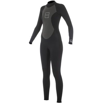 X1 3/2mm Ladies Fullsuit - Black