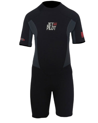 THE CAUSE YOUTH 2MM SPRINGSUIT - BLACK