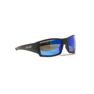 Nitro 2 Ride Polar Sunnies - Matt Black/Blue/Mirror