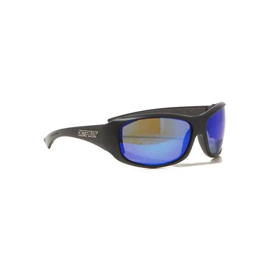 Nomad Ride Sunnies - Matt Black/Blue/Mirror