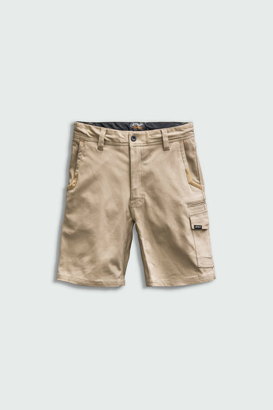 Fueled Utility Short - Khaki