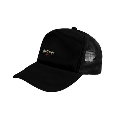 FUELED S/B CAP - BLACK