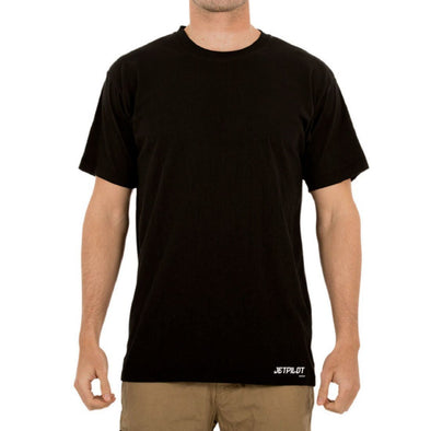 FUELED LOW HIT TEE BLACK