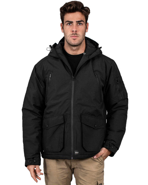 ONSITE JACKET - BLACK