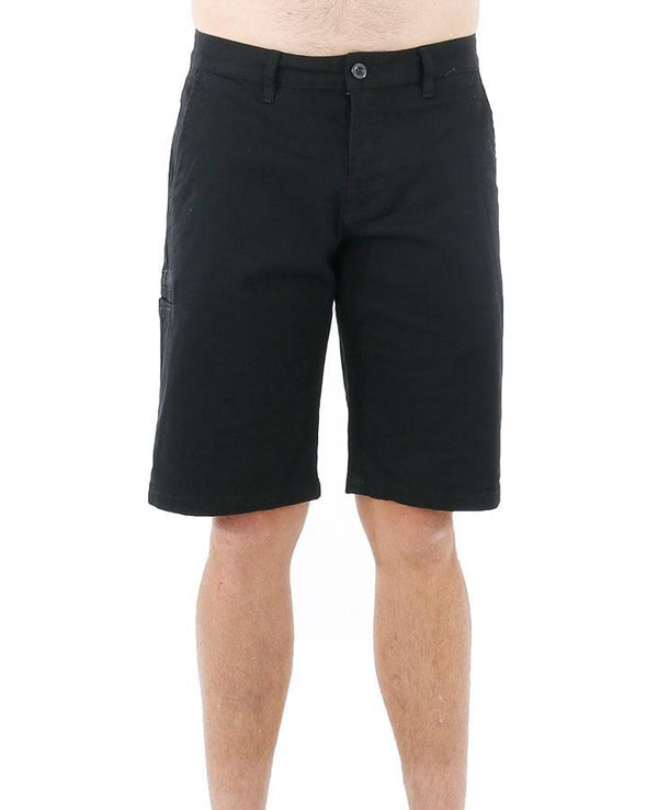 SHOTGUN MENS WALKSHORT - BLACK