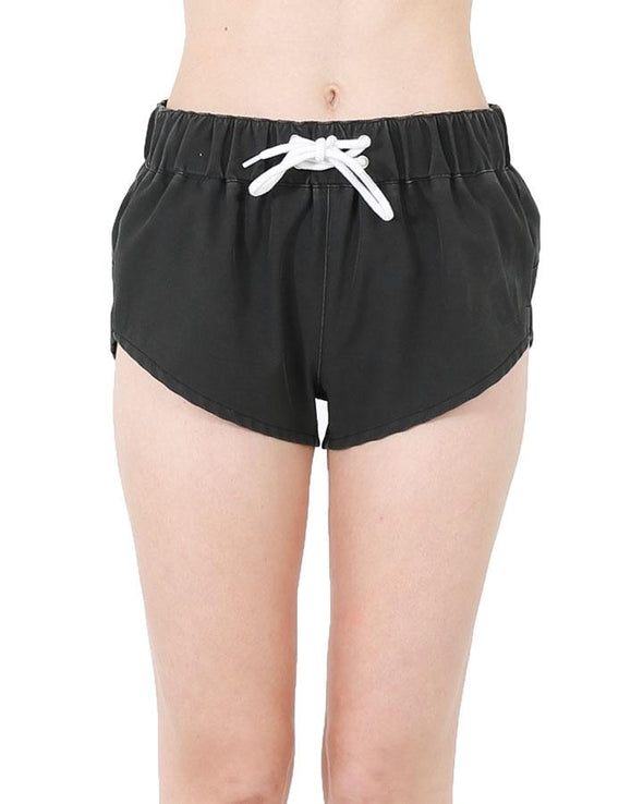 JETPILOT METAL BABY LADIES BOARKSHORT BLACK