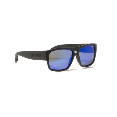 Freeride Polar Sunnies - Matt Black / BLUE / Mirror