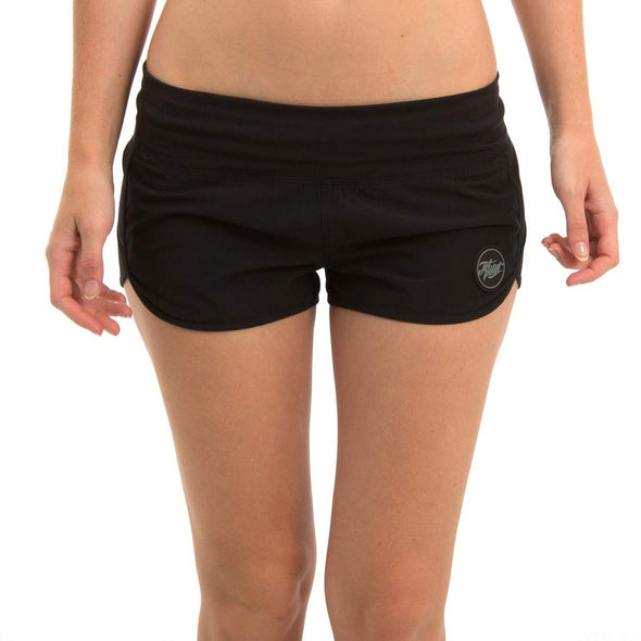 Babin Ladies Rideshort - Black
