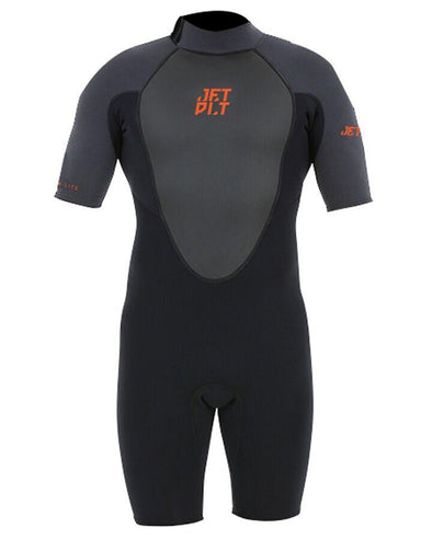 JETPILOT FLIGHT YOUTH 2/2MM S/S SPRINGY CHARCOAL