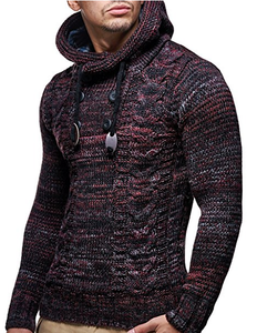 www.mensswaggerapparel.com Quick shipping low prices men's sweaters Knitted Pullover Cardigan Sweater