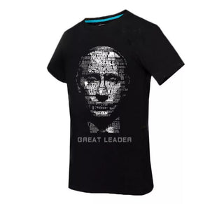 www.mensswaggerapparel.com Quick shipping low prices Mens T-Shirt & Hoodie Vladimir Putin Men T Shirt Mens Tee Russian President Russia Black 2019 Classical Short Sleeve Men Slim Fit O-Neck T Shirt
