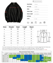 MSA Signature Spring M-5XL Stitching Loose Pullover