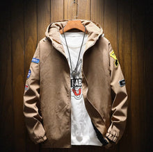 www.mensswaggerapparel.com Quick shipping low prices Winter Coats And Jackets Windbreaker Streetwear