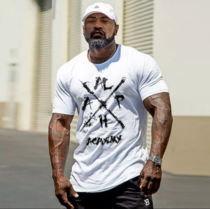 www.mensswaggerapparel.com Quick shipping low prices Mens T-Shirt & Hoodie Fitness Bodybuilding Slim Cut T-shirt