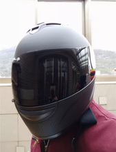 www.mensswaggerapparel.com Quick shipping low prices Biker Apparel & Accessories Motorcycle Helmet Motocross Men Full Face Helmet Motocross Racing Motorbike Carbon fiber painting Casco