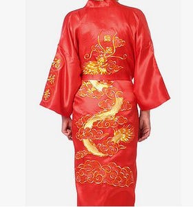 www.mensswaggerapparel.com Quick shipping low prices Traditional Attire Men'sTraditional Japanese Yukata Men's Japanese Pajamas Men's Sleepwear Lounge Home Clothing Men's Satin Robe Kimono Bath Gown