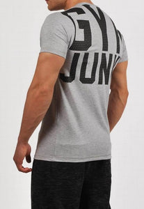 www.mensswaggerapparel.com Quick shipping low prices Mens T-Shirt & Hoodie Short Sleeve T-shirts Casual Men Bodybuilding Top Summer Fashion Workout Clothes O-neck Tee