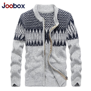 www.mensswaggerapparel.com Quick shipping low prices men's sweaters High-Quality Autumn Winter Fashion Mens Cardigan Sweaters Casual Coat Thick Knitwear Coat Men Korean Style