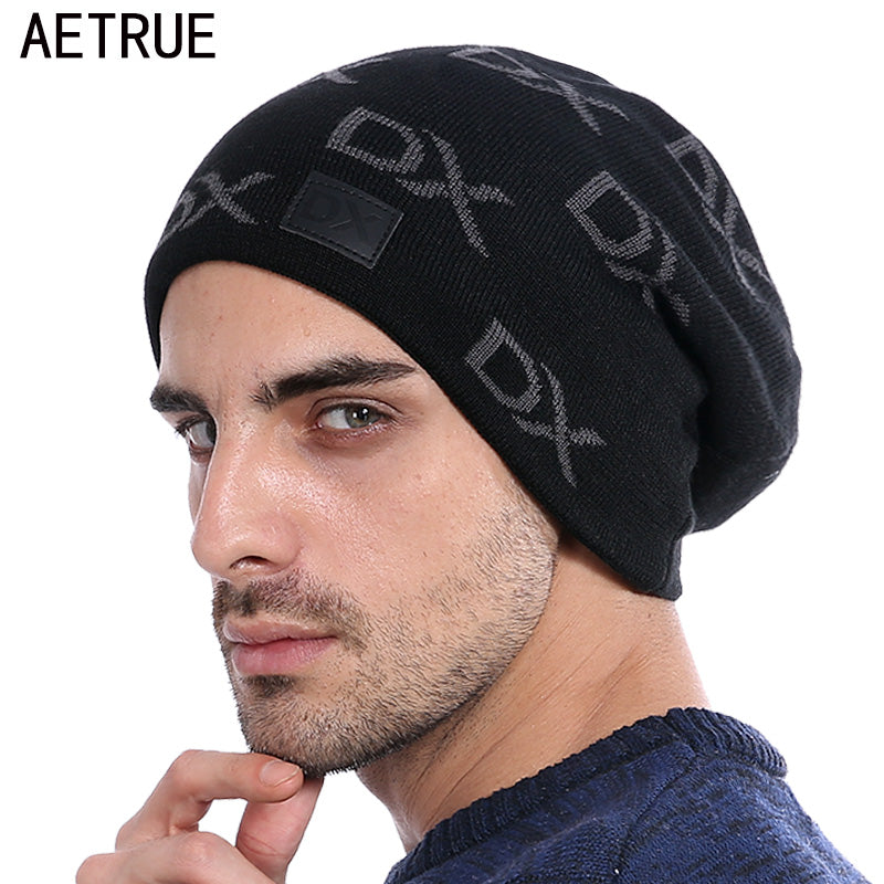 3cc0ef56c4ee0 ... www.mensswaggerapparel.com Quick shipping low prices men s Hat sSkullies  Beanies Men Knitted ...