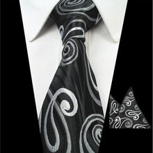 MSA Signature 2PCS Neck Ties And Hanky Set