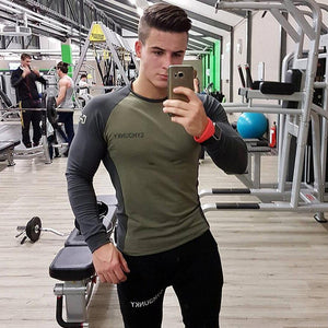 www.mensswaggerapparel.com Quick shipping low prices Mens T-Shirt & Hoodie  sleeved t-shirt cotton Slim fit gyms Fitness Bodybuilding workout Crossfit clothing male Casual fashion Brand tee tops
