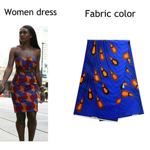 New african clothing Couples dress ankara style wax print women sets men tops + pants 2 Pieces fashion clothes