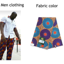 www.mensswaggerapparel.com Quick shipping low prices Traditional Attire  African clothing Couples dress Ankara style wax print women sets men tops + pants 2 Pieces fashion clothes