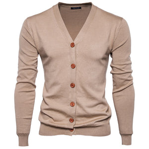 www.mensswaggerapparel.com Quick shipping low prices men's sweaters Autumn Winter Men's Sweaters College Style Youth Khaki