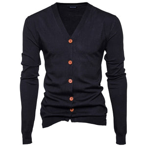 www.mensswaggerapparel.com Quick shipping low prices men's sweaters Autumn Winter Men's Sweaters College Style Youth Navy Blue